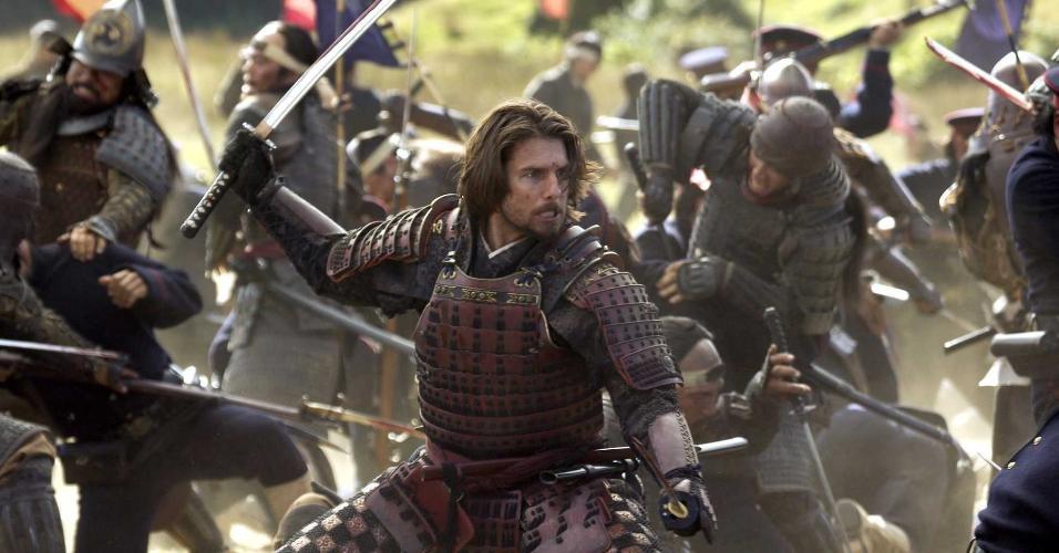 magnifique photo de tom cruise dans samurai 05
