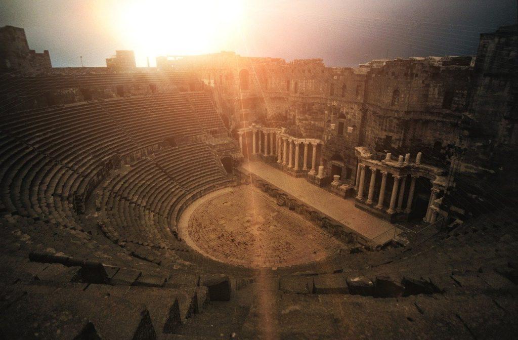 Théâtre Romain Bosra Syrie
