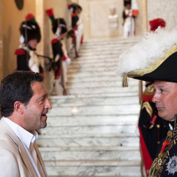 Nicolas 1er prince de Seborga