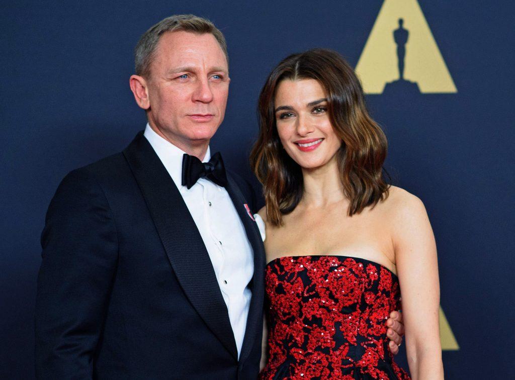 Craig et son épouse