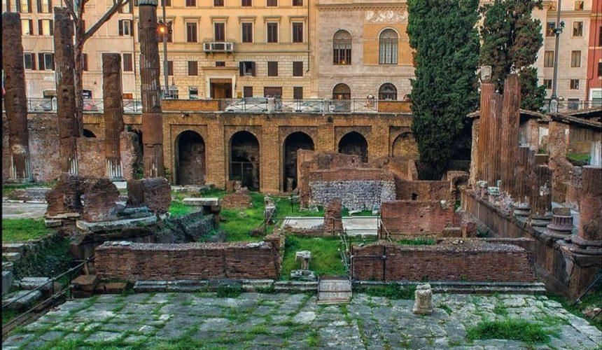 L'Area Sacra où a été assassiné Jules César bientôt accessible aux touristes