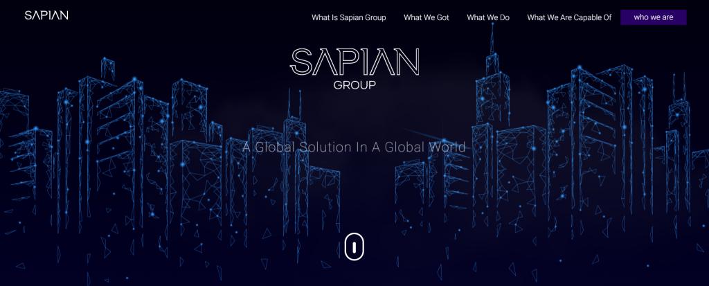 sapian groupe